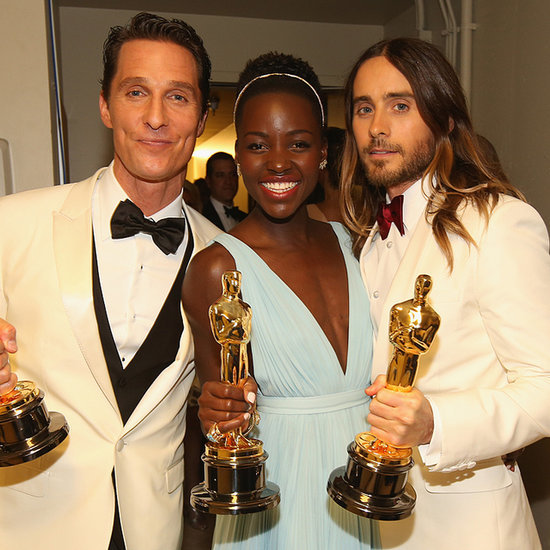 Candid Celebrity Pictures From 2014 Oscars