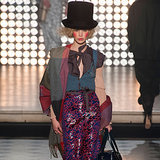 Vivienne Westwood Runway Fall 2014 Paris Fashion Week