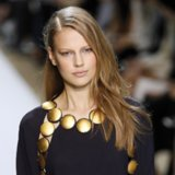 Chloe Fall 2014 Hair and Makeup   Runway Pictures
