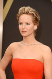 Jennifer Lawrence Pictures at the 2014 Oscar Awards