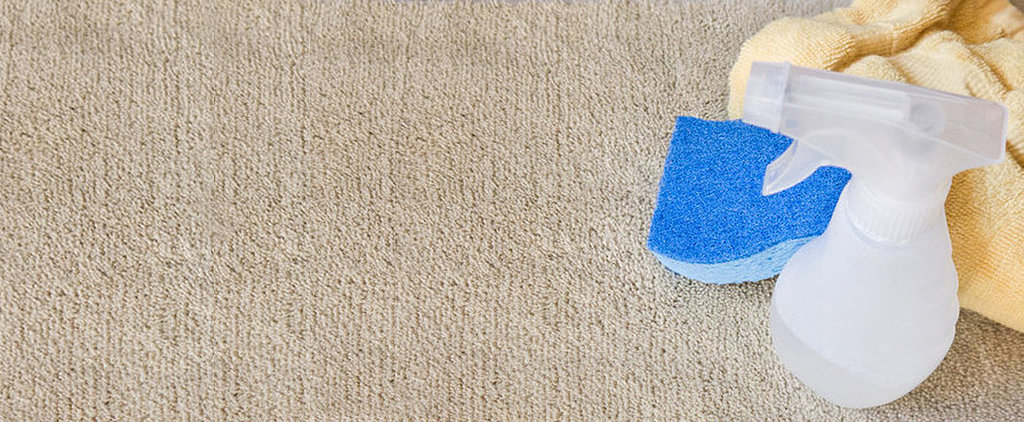 31 Days of Spring Cleaning DIYs: Homemade Carpet Cleaner