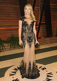 Kate Hudson turned heads in her gown.