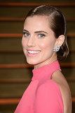 Allison Williams at Vanity Fair Party