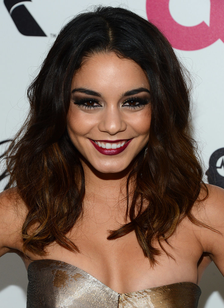 Vanessa Hudgens at Elton John Party