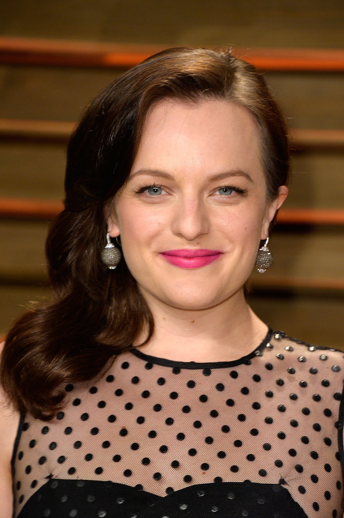 Elisabeth Moss at Vanity Fair Party