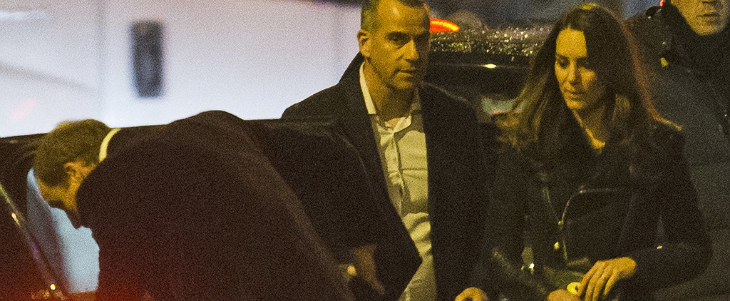 Parents' Night Out! Will and Kate Party in London