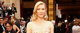 Cate Blanchett Picked Her Oscars Dress 10 Minutes Before Leaving