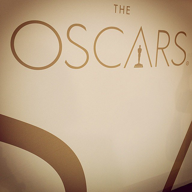 We were so excited to get on the ground at the Oscars!