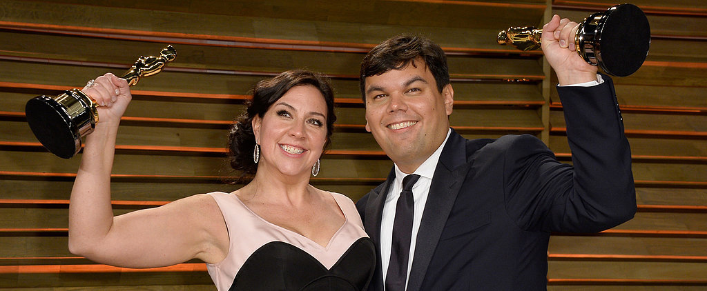 "The Adorable Husband-and-Wife Duo Behind ""Let It Go"""
