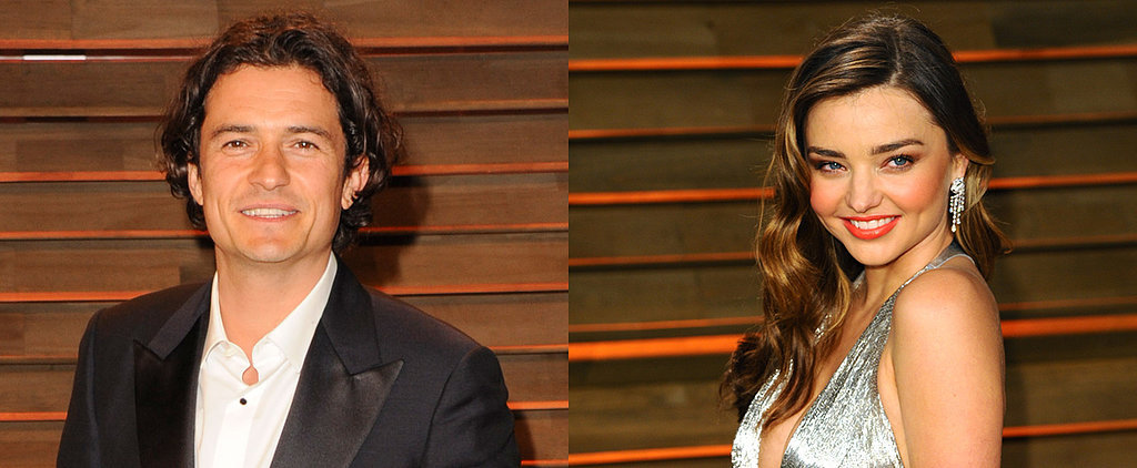 "Orlando Bloom to Miranda Kerr: ""You Look Amazing"""