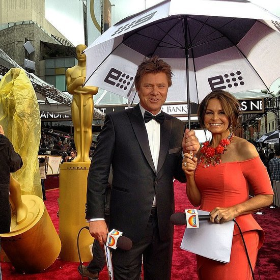 2014 Oscar Awards Celebrity Instagram And Twitter Pictures