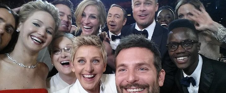 POPSUGAR Shout Out: Even More Oscars Fun!