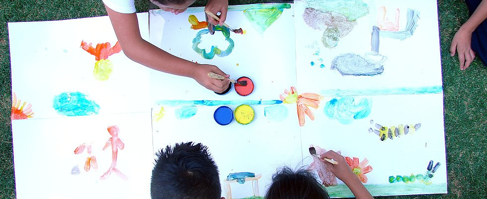 9 Cool Ways Kids Can Turn a Blank Canvas Into Art
