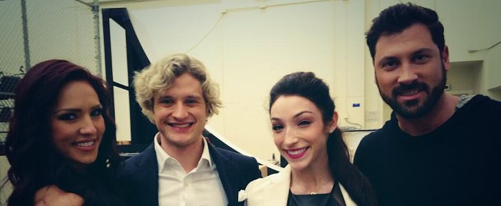 Olympic Partners Meryl Davis and Charlie White Will Face Off on DWTS