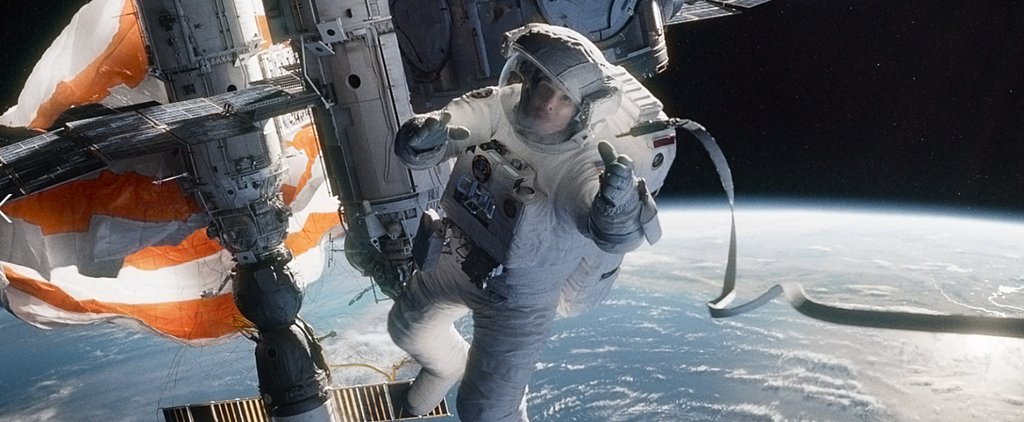 Neil deGrasse Tyson Reenacts Gravity — as Sandra Bullock