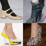 Best Shoes at Paris Fashion Week Fall 2014