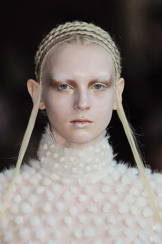 Alexander mcqueen fall 2014 you ll definitely give a hoot about the