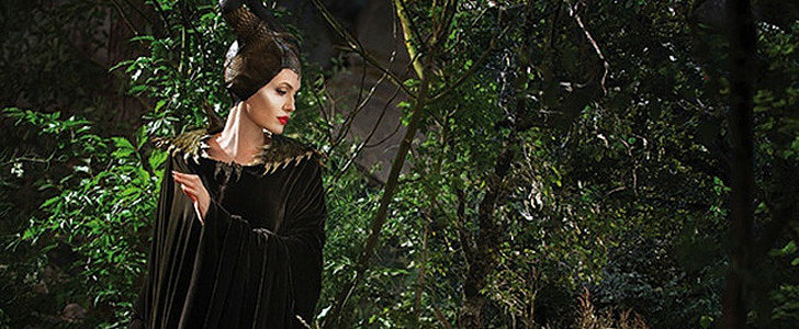See the First Photo of Angelina and Vivienne Jolie-Pitt Together in Maleficent