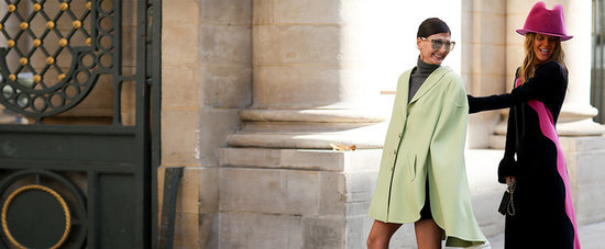 See Every Street Style Snap From Paris Fashion Week