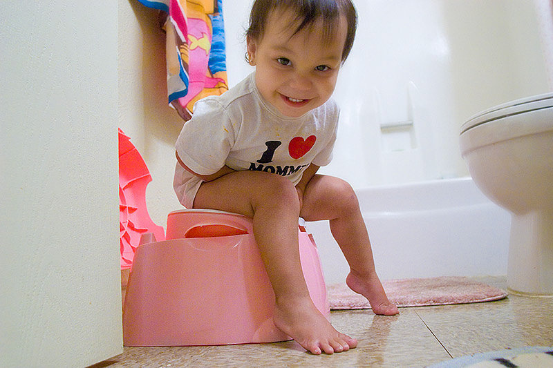 Potty Train Number One
