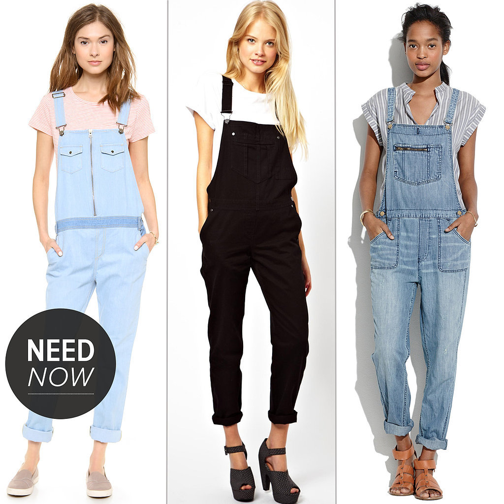 You WILL Want a Pair of Overalls This Spring