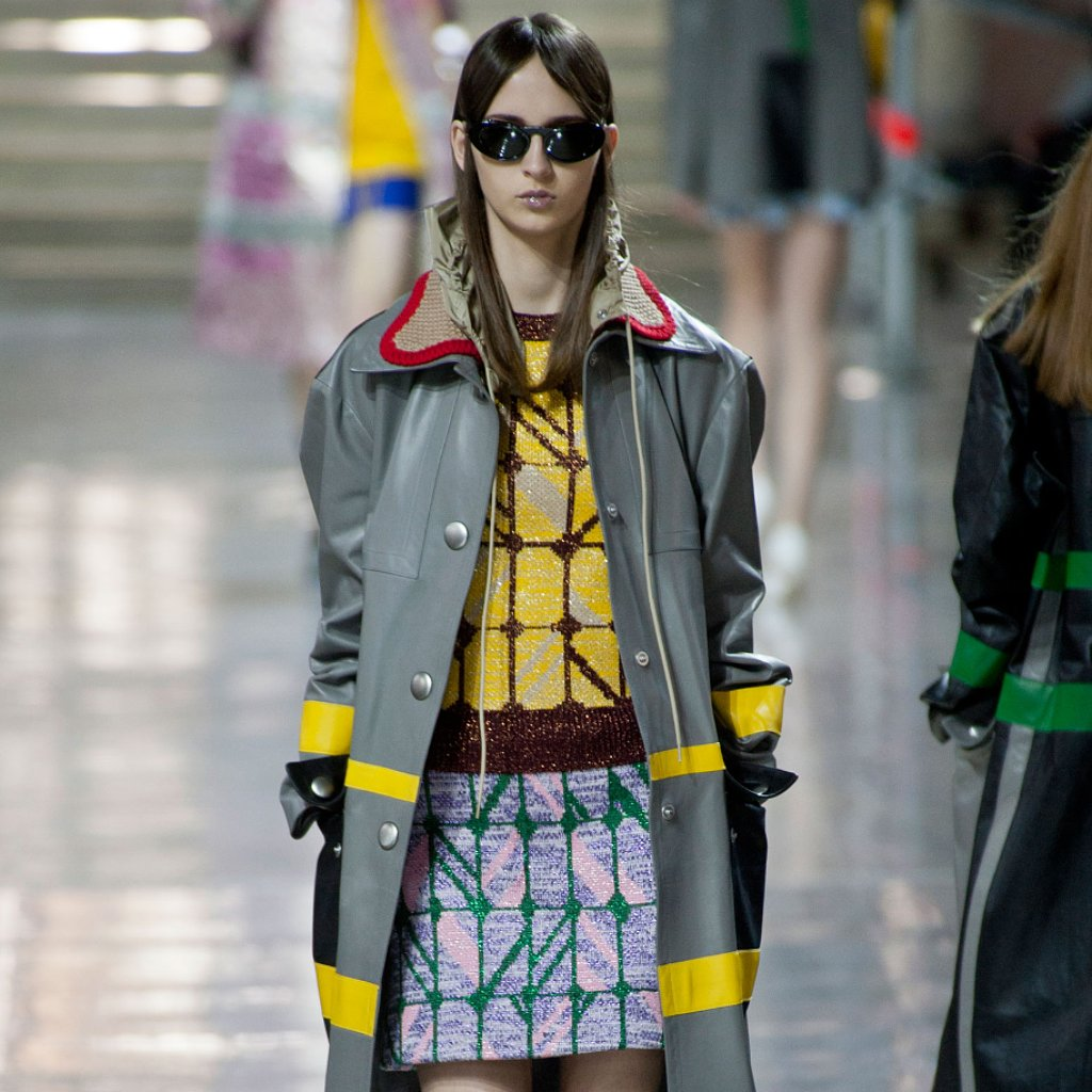 Miu Miu Fall 2014 Runway Show | Paris Fashion Week