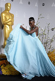 18 Pictures of Lupita Nyong'o Loving Life in Her Prada Dress