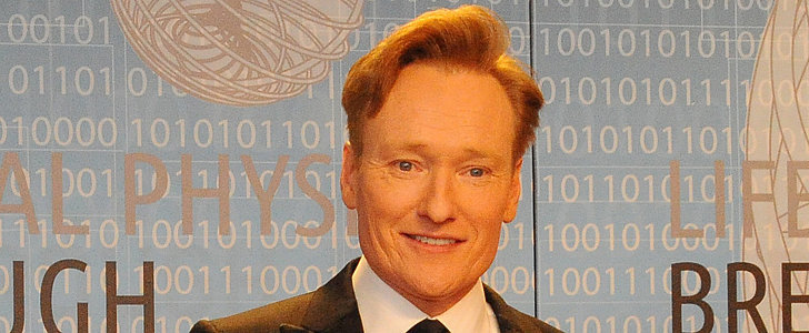 Conan O'Brien Lands a New Hosting Gig