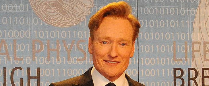 Conan O'Brien Lands a New Hosting Gig