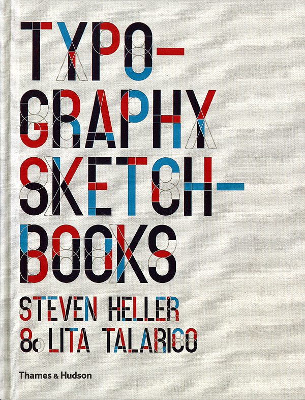 Not only is Typography Sketchbooks ($28) filled with work from the best designers in the world, but it also serves as a piece of coffee table art in itself.