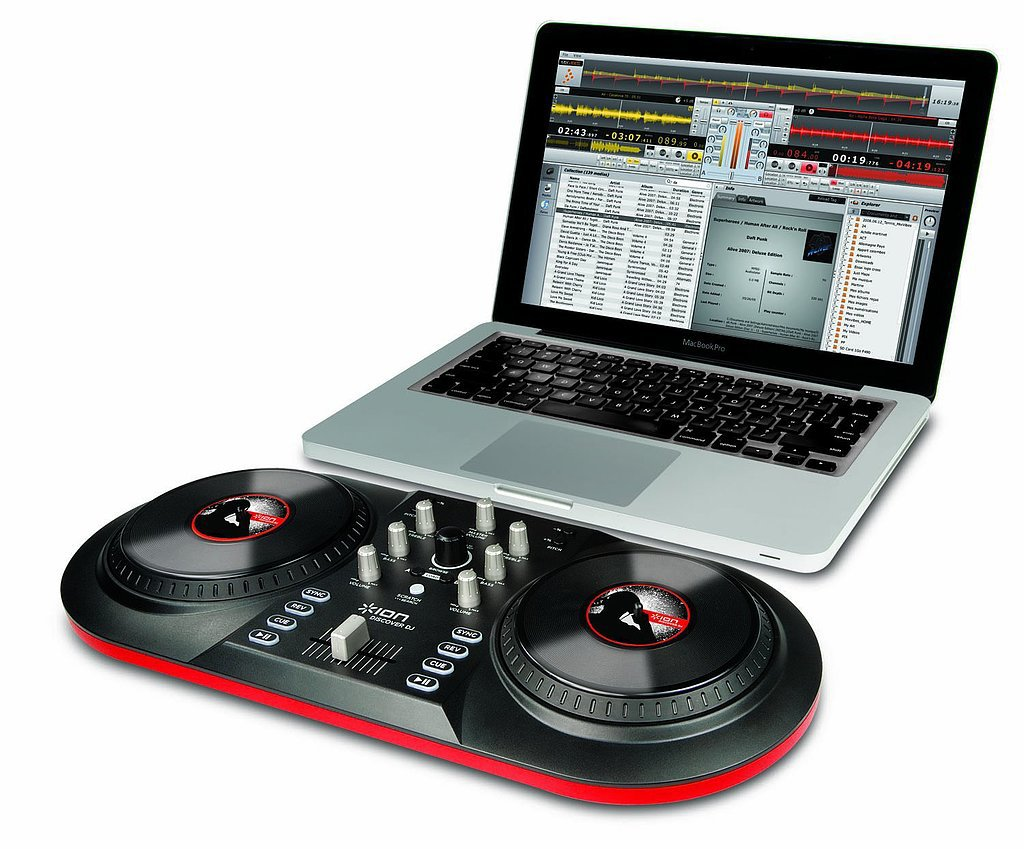 USB DJ Booth