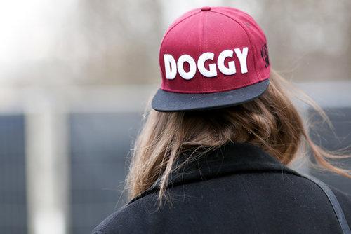 Can't beat a cool-girl cap.