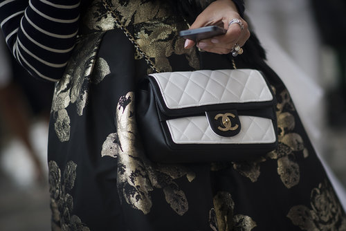 All hail a perfectly polished little Chanel.