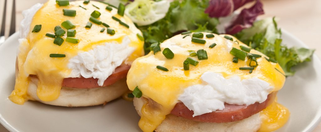 Dunkin' Donuts Introduces a Twist on Eggs Benedict