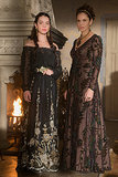 """Mary and Marie pose together in """"Consummation."""""""