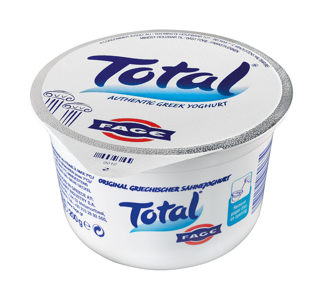 Full-Fat Yogurt