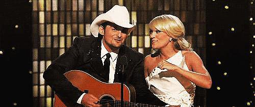 Plus a supersweet friendship with Brad Paisley.