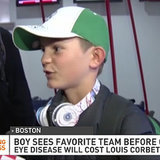 Boy Going Blind Wants to See the World