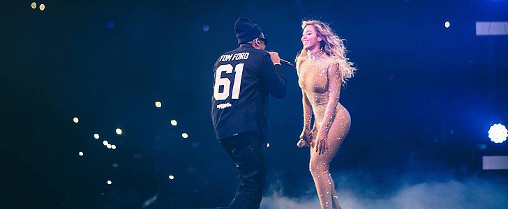 These Pictures Explain Why Beyoncé and Jay Z Are Music's Cutest Couple