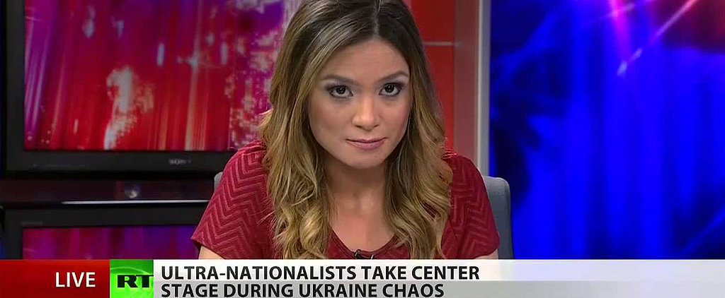 Find Out More About the Russia Today Anchor Who Quit on Live TV