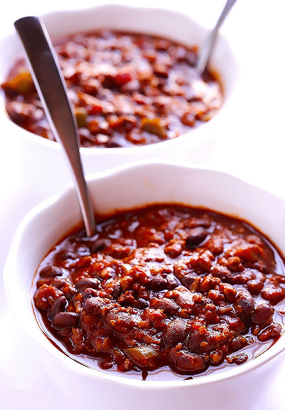 5-Ingredient Chili