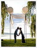 Build a Balloon Chuppah