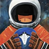 Female Astronaut Paintings