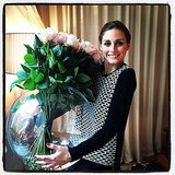 Stylish, Beautiful Celebrity Instagram Pics: Olivia Palermo