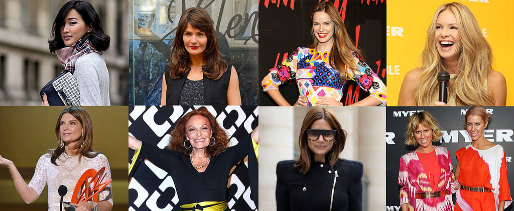 10 Amazing Women Inspiring Us Right Now