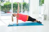 6b. Plank Rotation