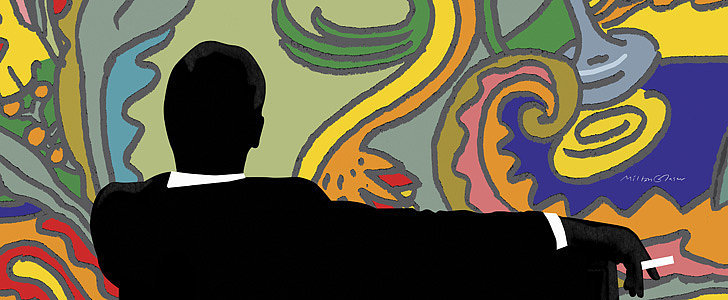 What Could Mad Men's Psychedelic New Poster Mean?