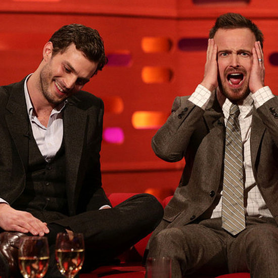 Can Jamie Dornan Pull Off Christian Grey With This Unsexy Habit?