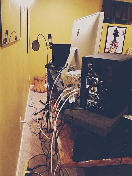 Mistake: Too Many Cables