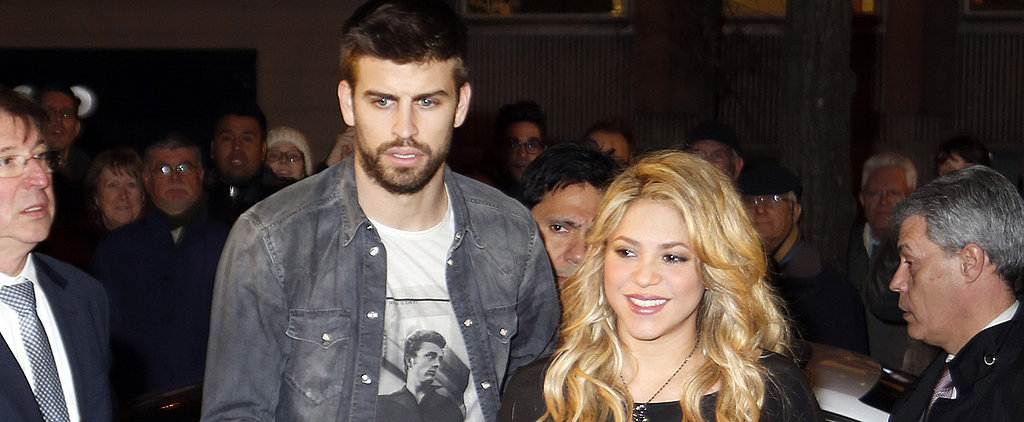 Shakira Admits That Gerard Won't Let Her Do Videos With Men